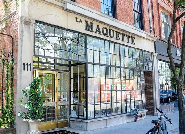 La Maquette