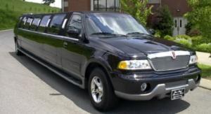 Basic Black Limousine Service