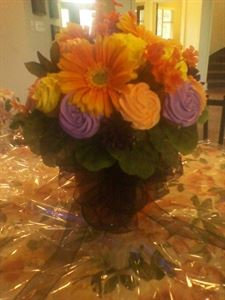 Tracey's Cupcake Bouquets & Displays