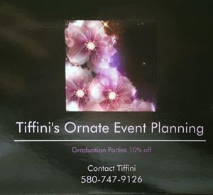 Tiffini's Ornate Event Planning, LLC.