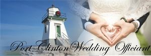 Port Clinton Wedding Officiant