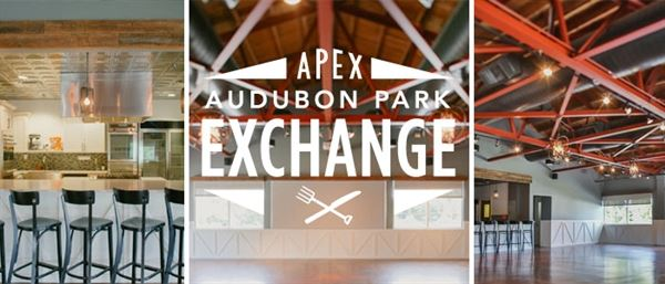 Audubon Park Exchange Ballroom at East End Market