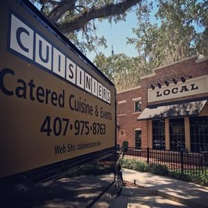 Cuisiniers Catered Cuisine & Events