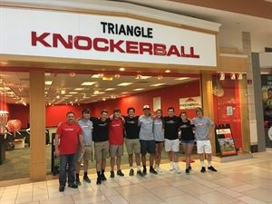 Triangle Knockerball