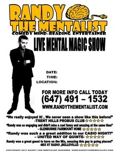 Randy The Mentalist