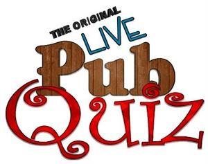 LIVE Pub Quiz