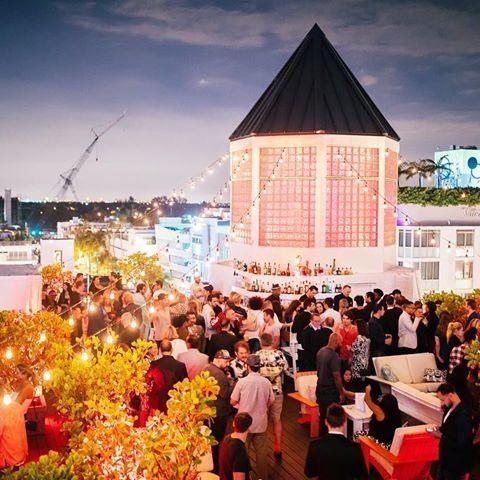 The Cape At Townhouse Hotel Miami Beach Fl Wedding Venue