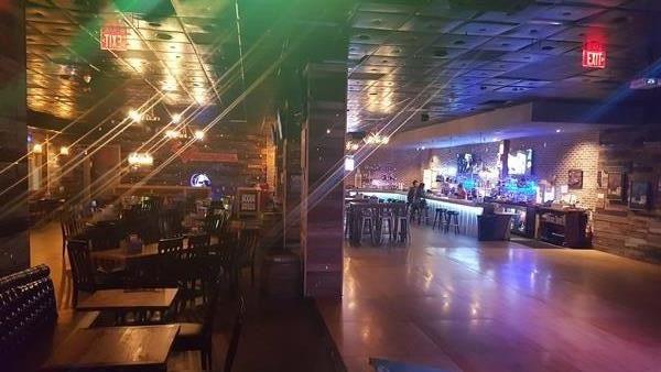 Mavericks Lounge