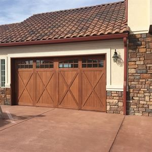 Villas Garage Door Aurora