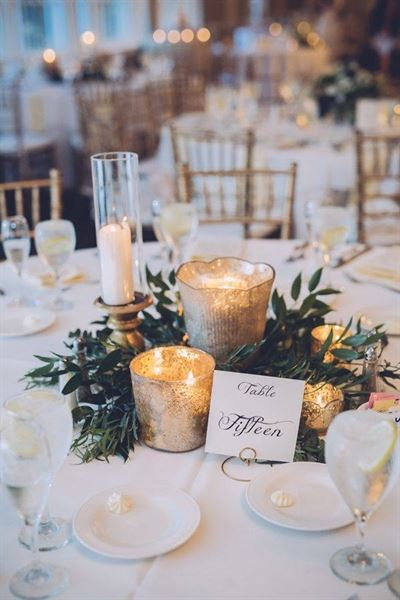 Simply Chic Wedding Rentals and Rent Your Reception