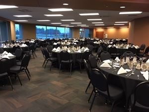 Banquet Hall at the Flagship Center