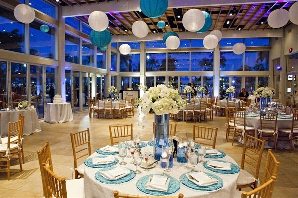West Palm Beach Wedding Venues Lake Pavilion