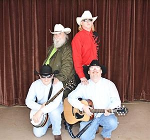 donaven blevins and the hillbilly drive band