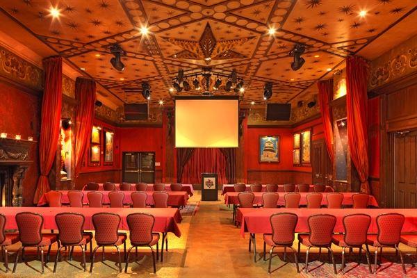House Of Blues Cleveland Cambridge Room Wedding