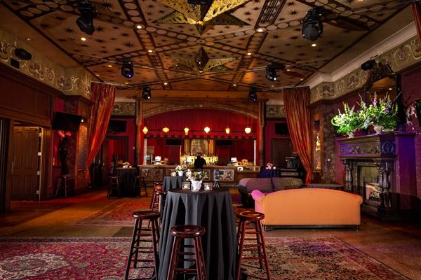 House Of Blues Restaurant In Cleveland Ohio