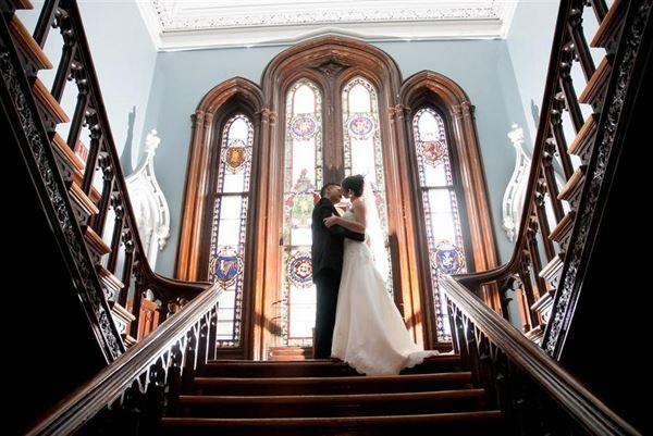Trafalgar Castle School Whitby On Wedding Venue