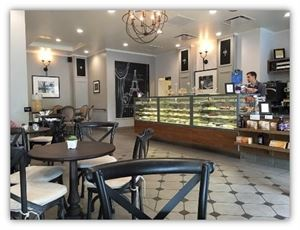 la PanotiQ Bakery Cafe