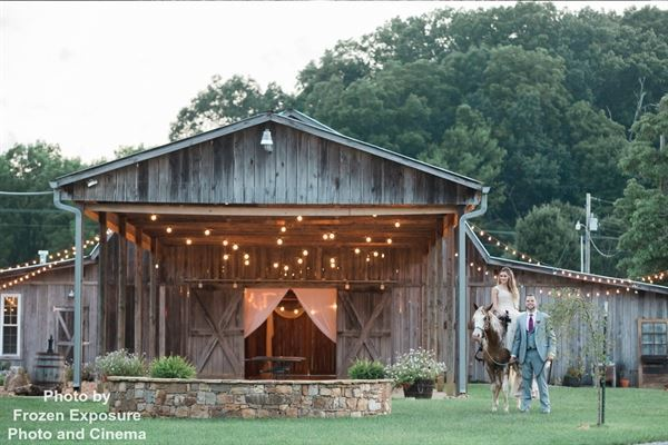 Cactus Creek Barn