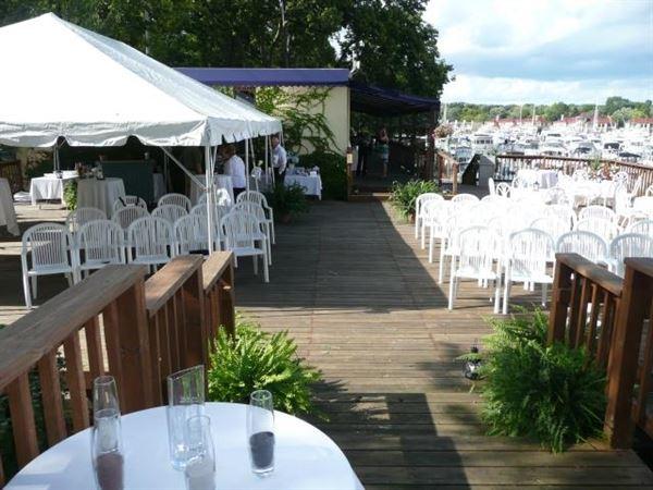 Port Clinton Wedding Venues Catawba Island Club