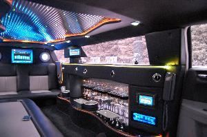 magical night limousine