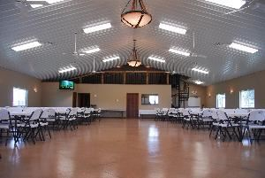 The Red Rooster Reception Hall