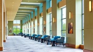 Lake Michigan Ballroom Pre-Function