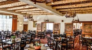 Kiva Dining Room