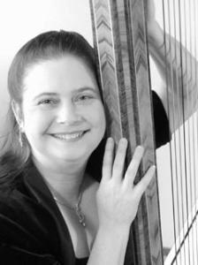 Harpist - Stephanie Janowski