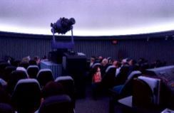 Private Planetarium Show