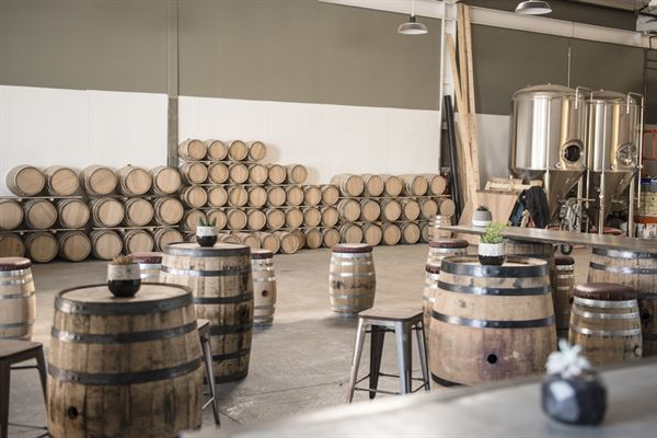 Seven Stills of SF- Brewery and Distillery