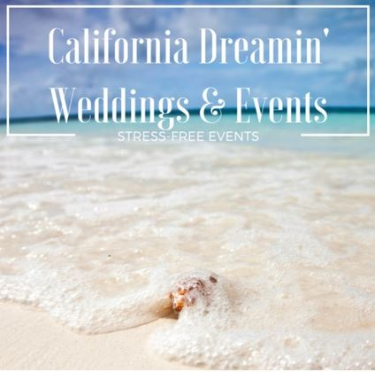 California Dreamin' Weddings and Events