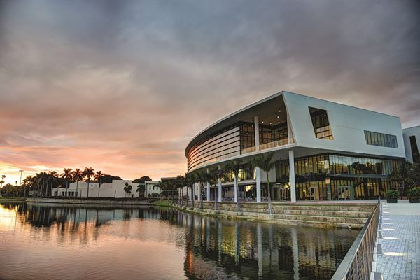 Student Center Complex at the University of Miami