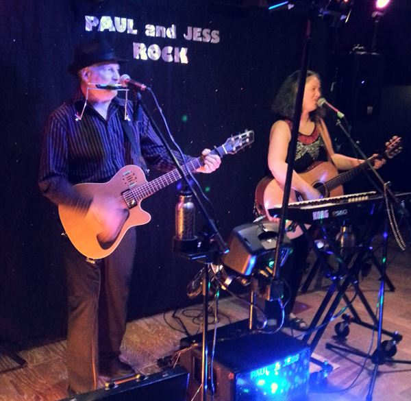 Paul and Jess Classic Rock Duo Ontario