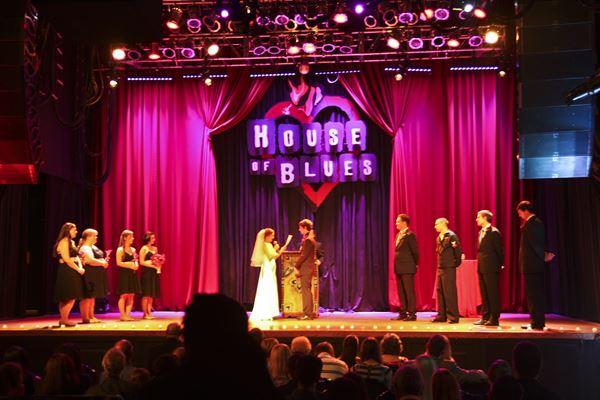 House Of Blues San Diego San Diego Ca Party Venue