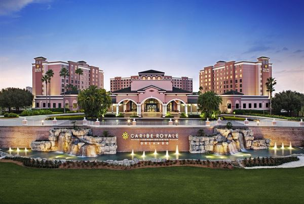 Caribe Royale Orlando All Suites & Convention Center