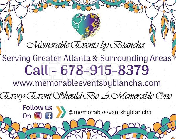Memorable Events by Biancha