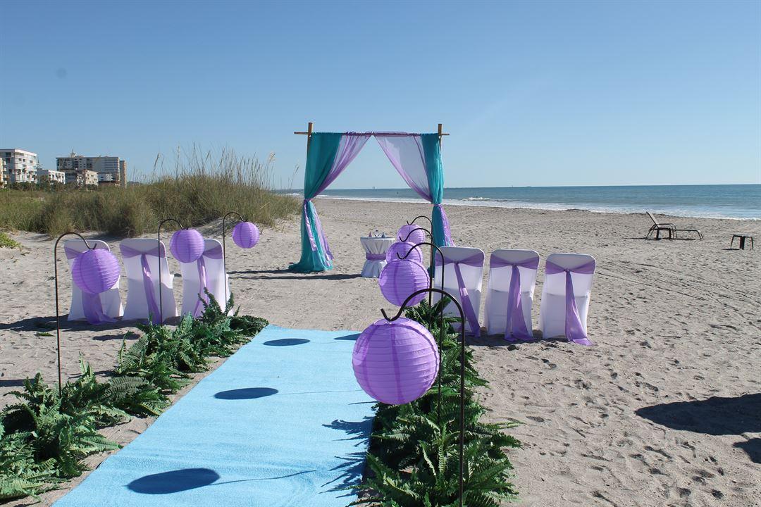 Cocoa Beach Weddings On A Budget Fl Officiants
