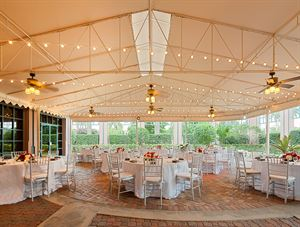 Tented Courtyard