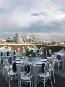 Fairfield Inn & Suites Denver Downtown Rooftop Patio