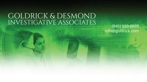 Goldrick and Desmond Investigations Inc.