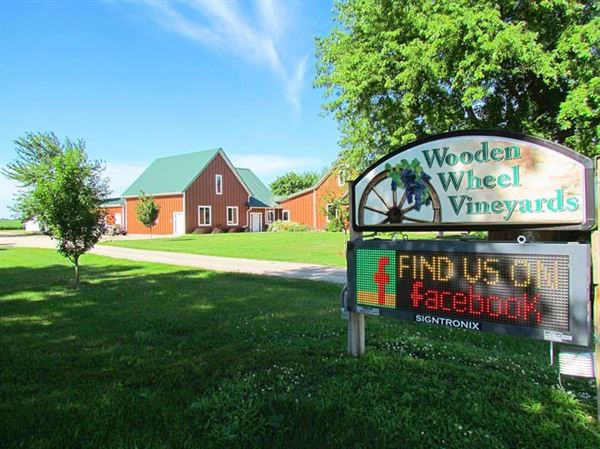 Wooden Wheel Vineyards