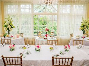 The Johnston House Tea Room
