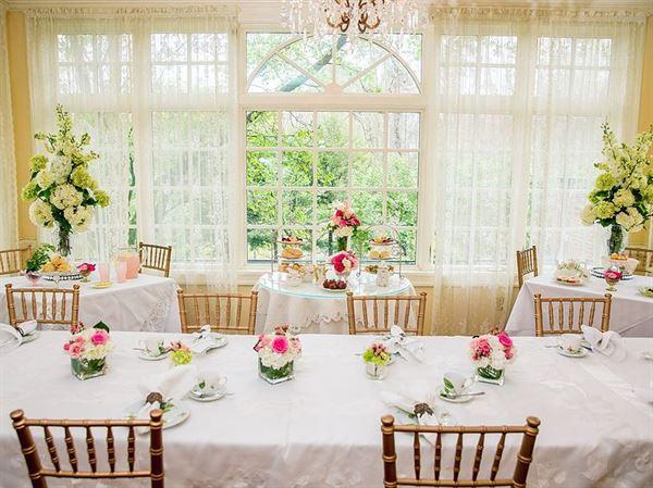 The Johnston House Tea Room - Mars, PA - Wedding Venue