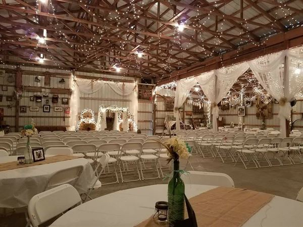 Rust And Lace Event Center Collinsville Ok Wedding Venue