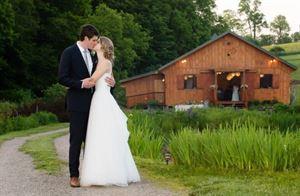 Catskill Weddings at Natural Gardens