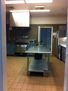 Full Catering Kitchen