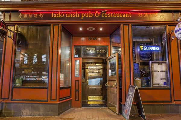Fado Irish Pub - DC