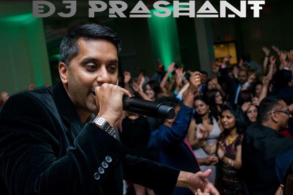 DJ Prashant - Indian Desi DJ in Chicago