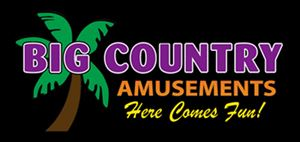 Big Country Amusements