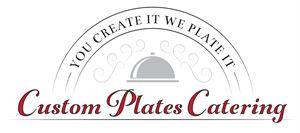 Custom Plates Catering